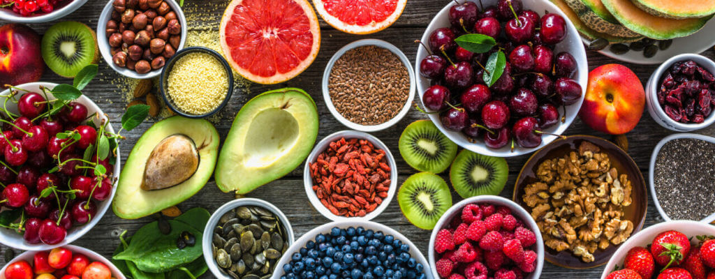 Proper Nutrition Can Reduce Pain